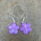 Perfect!! Peaceful Daisy Flower Dangle Earrings Gift Women
