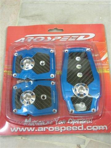 Arospeed Carbon Fiber race pedals
