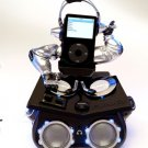 KNG AMERICA FUNKIT DJ ANIMATED IPOD SPEAKER SYSTEM