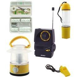 Jensen MR-515K Weather Emergency Kit with Radio and Flashlight