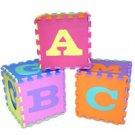PLAY MAT Kids Learning Alphabet Play Mat Interlocking Tiles A-Z
