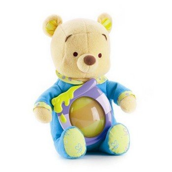 Fisher-Price Winnie The Pooh Hunny-Bunch Pooh