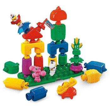 Fisher-Price Pop-Onz Barnyard Blocks