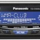 Panasonic CQC5303U AM/FM CD/MP3/WMA CD Player/Receiver with Remote Control And CD Changer Control