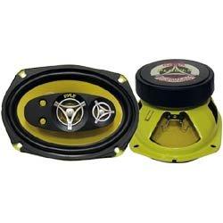 Pyle PLG69.5 6'' x 9'' 450 Watt Five-Way Speakers