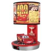 KG McQueen Alarm Clock Lamp