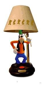 Disneys Goofy Talking Animated Lamp