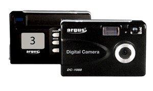 ARGUS - argus dc-1088 digital camera - 1.3 megapixels