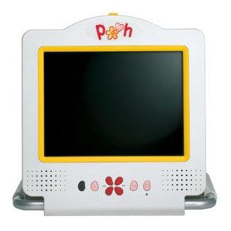 """Hannspree POOHSMILE Winnie the Pooh Smile 9.6"""" LCD TV"""