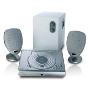 DVD Home Theater System with High Output 2-Speaker System