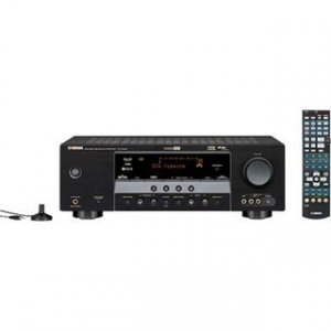 Yamaha HTR-6040B 5.1 Channel Digital Home Theater Receiver