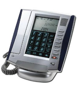 Sundeck LCD Touch-panel Phone, with Calculator, Calendar and more