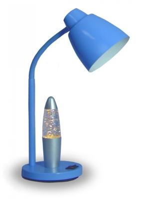 CREATIVE MOTIONS 17 Inch New Metal Task Lamp - Blue Color