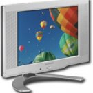 "Magnavox 17"" Widescreen Flat-Panel LCD Monitor with Smart Picture and PC Input"