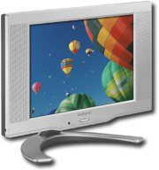 """Magnavox 17"""" Widescreen Flat-Panel LCD Monitor with Smart Picture and PC Input"""