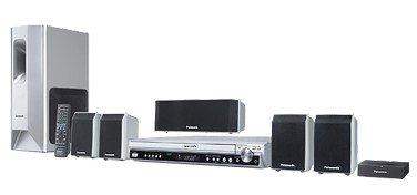Panasonic SC-PT650 CD-DVD Home Theater