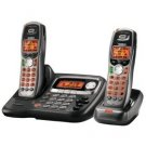 Uniden TRU9485-2 5.8 GHz Digital Cordless Answering System with Dual Keypad and Extra Handset