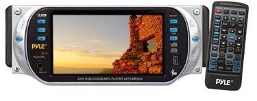 Pye PLD42MU 4.3' TFT Monitor DVD/VCD/CD/MP3/CD-R/USB/AM/FM/Receiver