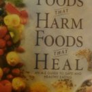 FOODS THAT HARM FOODS THAT HEAL Readers Digest 400 Pages