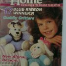 Crochet Home Magazine April-May 1993 Number 34