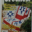 Hooked On Crochet! Magazine July-August 1990 Number 22