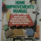 Family Handyman: Home Improvements Manual : Do-It-Yourself Guide to Renovating,…