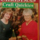 Aleene's Christmas Craft Quickies - HB