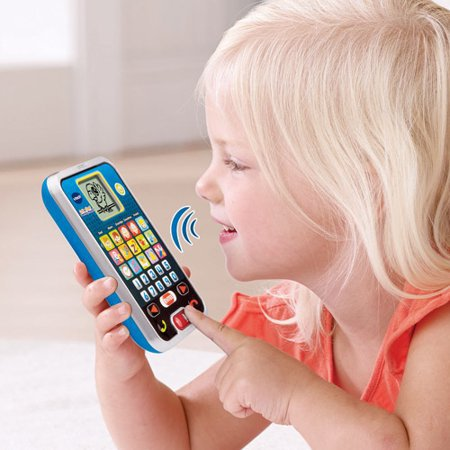 VTech Call and Chat Learning Phone for toddler to 8 yrs