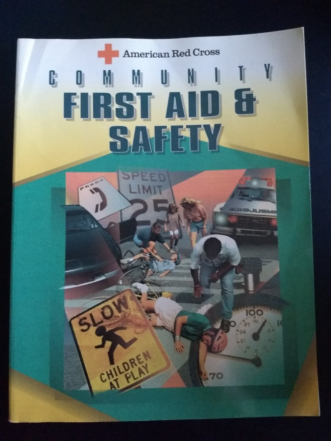 American Red Cross Community First Aid & Safety