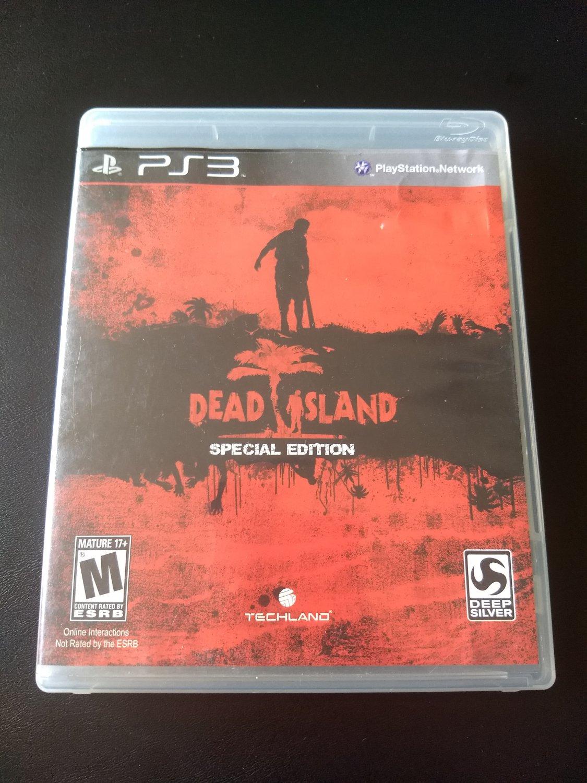 Dead Island Special Edition - PlayStation 3 (PS3)
