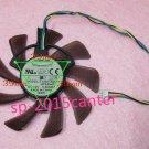 T129215SU 0.50A 4Pin Fan for Video Card 60 days warranty   j0428
