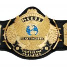 WWF Winged Eagle Heavyweight Wrestling Championship Title Belt Adult Size