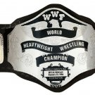 WWF HULK HOGAN 84 World Heavyweight Wrestling Championship Belt Adult Size