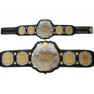 IWGP JR Heavyweight Championship Title Belt Adult Size