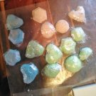 bath bombs and shower melts 5 pk