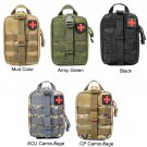 Hunting Bags ID58 First Aid Bag Tactical Medical Pouch EMT Emergency Survival Hunting Outdoor Box La