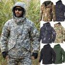 Hunting Coats Jackets ID55 SJ-MAURIE 2pcs Men Hiking Jacket Hunting Clothes Military Tactical Jacket