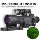 Hunting Night Vision ID38 MK 390 4X Digital Infrared Night Vision Goggle Monocular 200m Range Video
