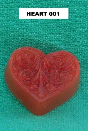 HEART SOAP 001