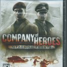 Company of Heroes: Opposing Fronts (PC, 2007) New.