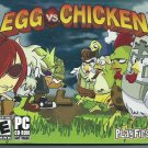 Egg vs. Chicken (2005, PC, Win98, Win2000, WinXP, Mac & Vista) New.