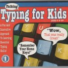 Talking Typing for Kids (Ages 6 & Up, PC, 2007) Win98, Win2000, WinXP