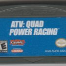 ATV: Quad Power Racing (Nintendo Game Boy Advance, 2002) Game ONLY.
