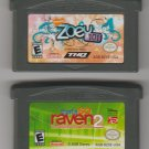 Zoey 101 & That's So Raven 2: Supernatural Style (Nintendo GBA, 2005)