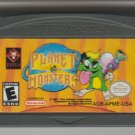 Planet Monsters (Nintendo Game Boy Advance, 2001) Game ONLY.