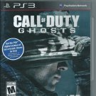 Call of Duty: Ghosts (Sony PlayStation 3, 2013) Pictured.