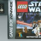 LEGO Star Wars II: The Original Trilogy (Nintendo Game Boy Advance, 2006)