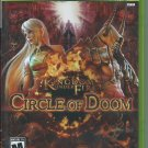 Kingdom Under Fire: Circle of Doom (Microsoft Xbox 360, 2008)