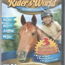 Rider's World Competition- 3 Complete Games! (PC, 2010) Win2000 & WinXP