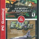 PC Gaming: Enemy Engaged & Fly! 2K